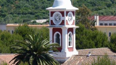 Photo of Rehabilitada la torre y el reloj de Isla Pinto en Mahón