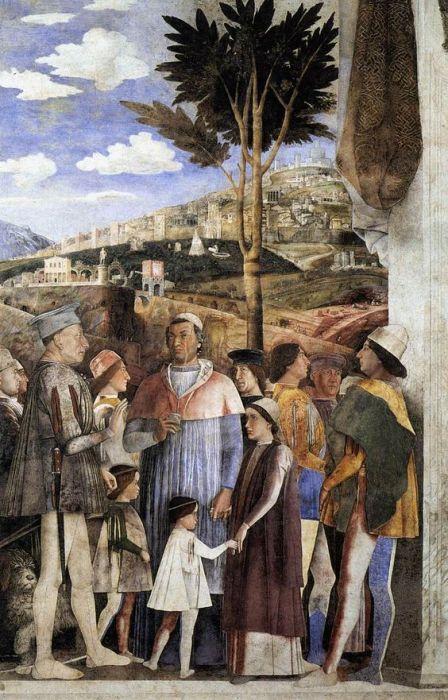 camara picta mantegna