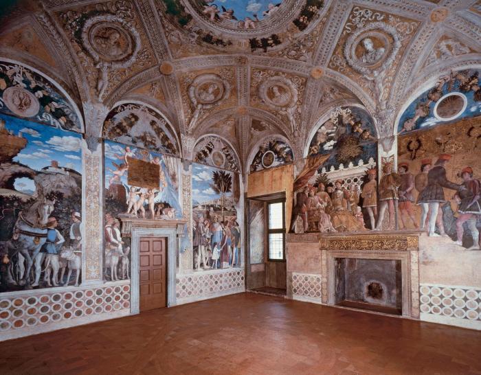 camera picta mantegna