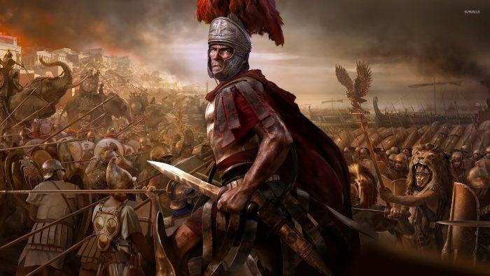 mejores generales roma