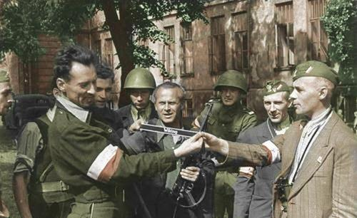 Armia Krajowa Wola masacre polonia varsovia