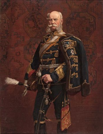 España francoprusiana Prim Saboya