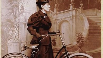 Photo of Annie Londonderry, la primera mujer en dar la vuelta al mundo con una bicicleta