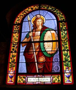 san napoleon mesias religion leyenda napoleonica