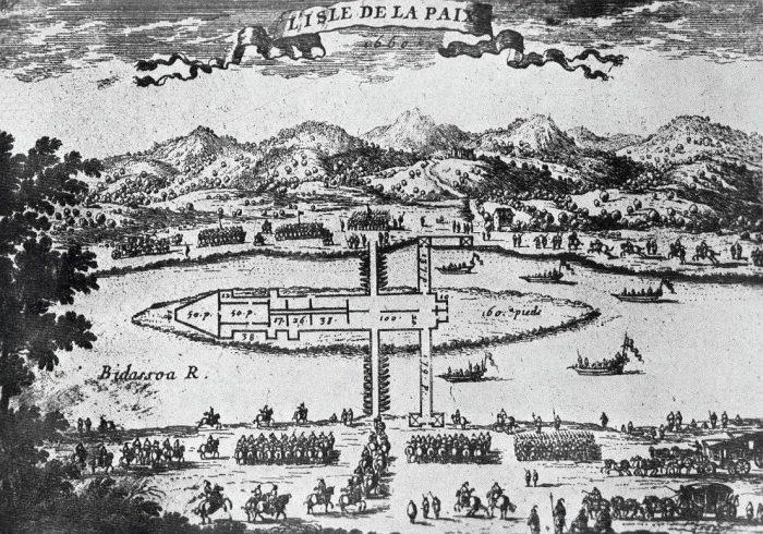 Image result for tratado de Bayona de 1856