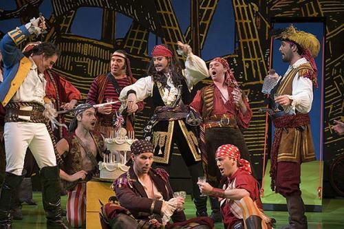 julio cesar piratas dictador