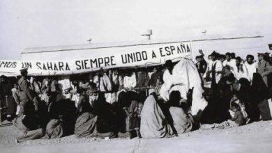 Photo of La cuestión del Sáhara Español