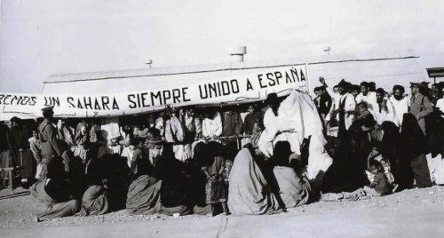 sahara español polisario marcha verde
