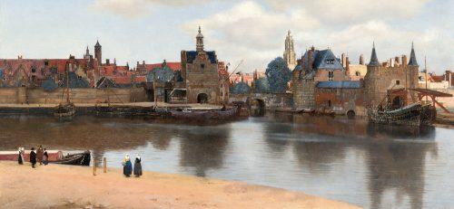 pintura holandesa barroco oro