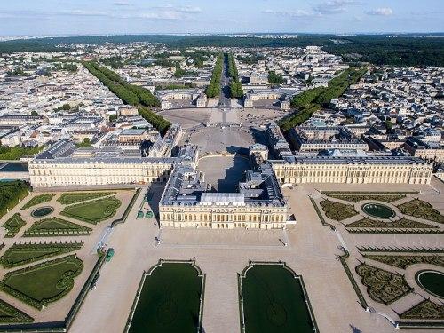 francia versalles historia europa