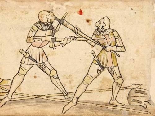 armadura Edad Media caballero