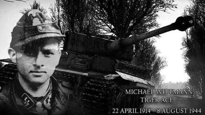 villers bocage 1944 wittmann as tiger