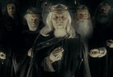 señor anillos real español leyenda galicia