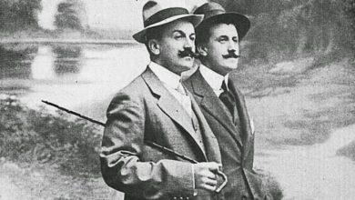 Photo of Los hermanos Álvarez Quintero, el dúo inseparable del teatro andaluz