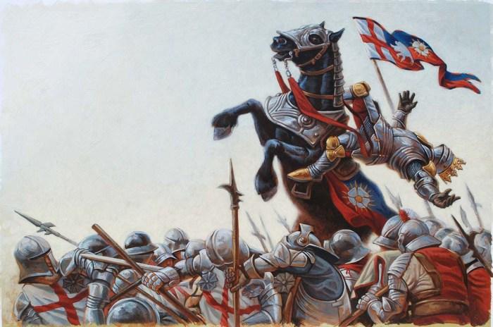 batalla Bosworth Plantagenet