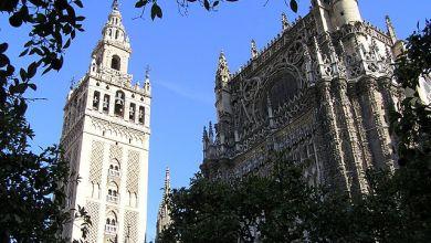 Photo of La construcción de la Giralda de Sevilla