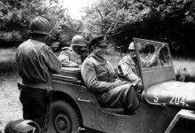 vehiculos desembarco normandia willys