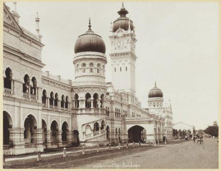 kuala lumpur edificio sultán