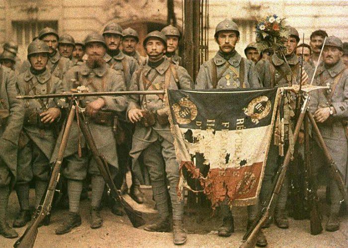 segunda guerra mundial ultimo francia