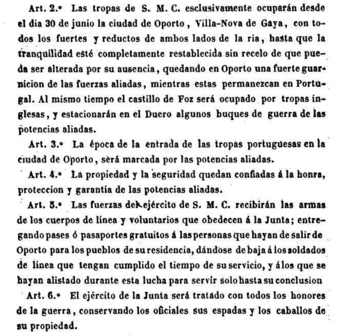 ocupacion española portugal