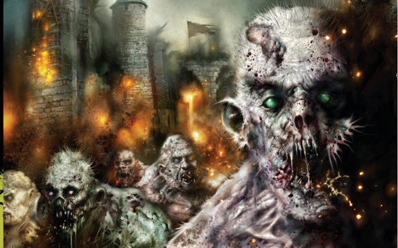 zombies muertos vivientes