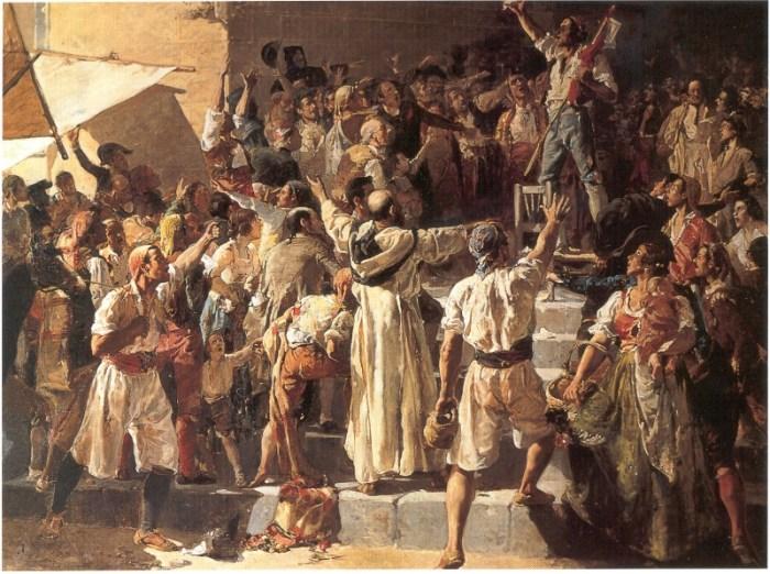 vida obra Joaquín Sorolla obra pensión Roma