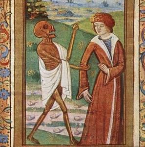 zombies edad media peste negra