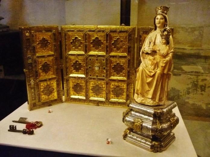 Virgen de las Batallas de Fernando III el santo
