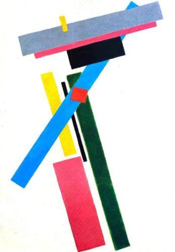 Malévich creador suprematismo color y forma