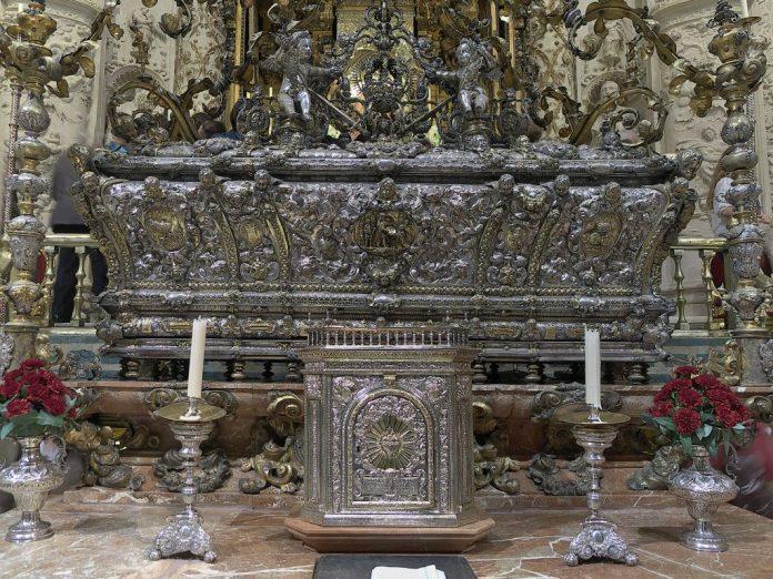 urna de fernando iii el santo