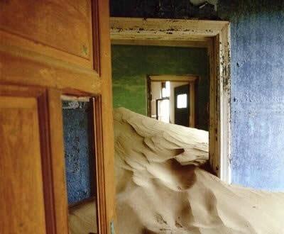 Kolmanskop Germany Namibia