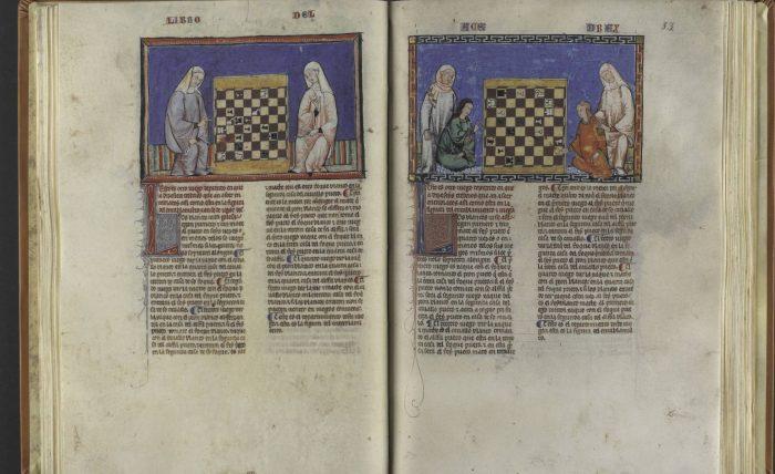 libro de Juegos de Mesa Medievales