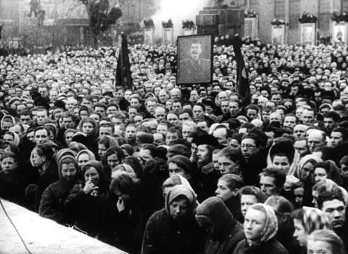 stalin muerte rusia