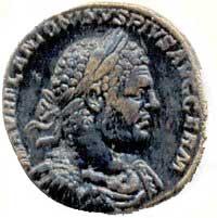 Sestertius Caracallas