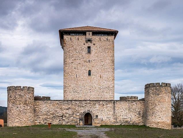 torre de mendoza álava