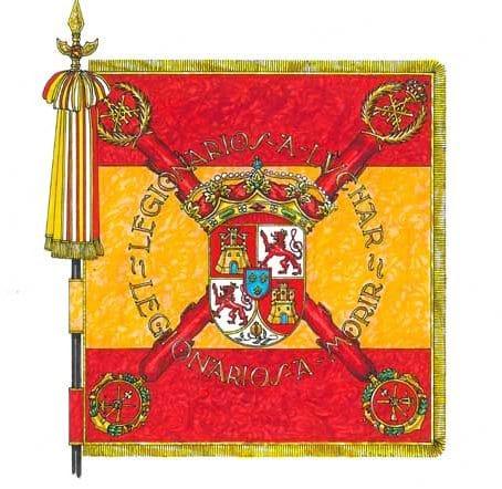 primera bandera legion