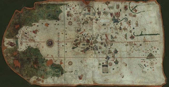 geografia nuevo mundo