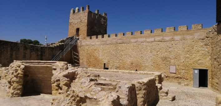 murallas iznajar