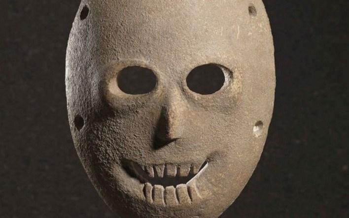 mascara neolitico