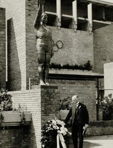 amsterdam estatua