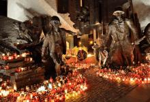monumento varsovia