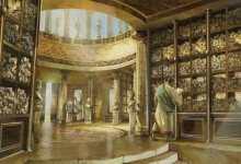 biblioteca alejandria resumen