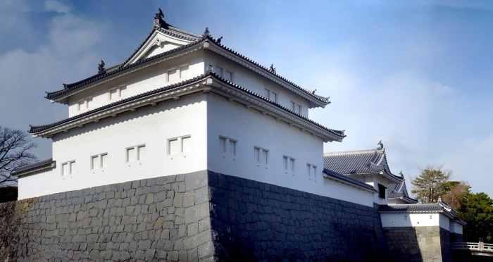 castillo japones