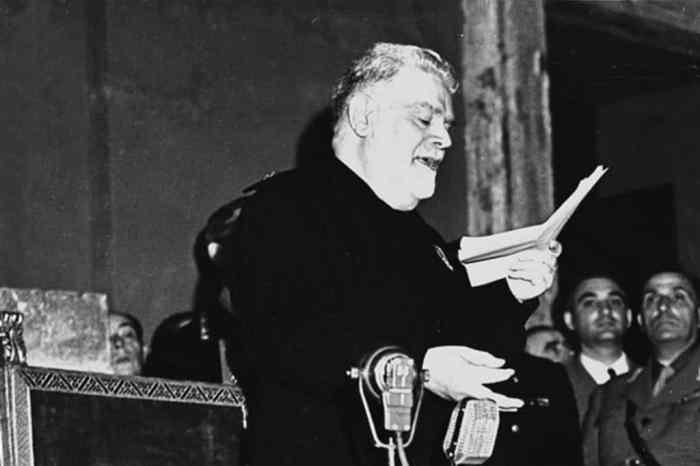 fascistas italianos