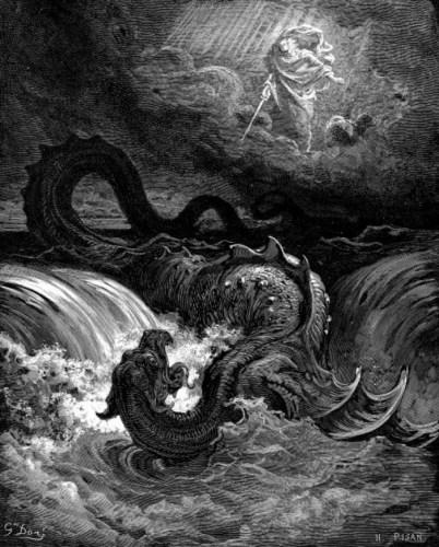 leviatan monstruo