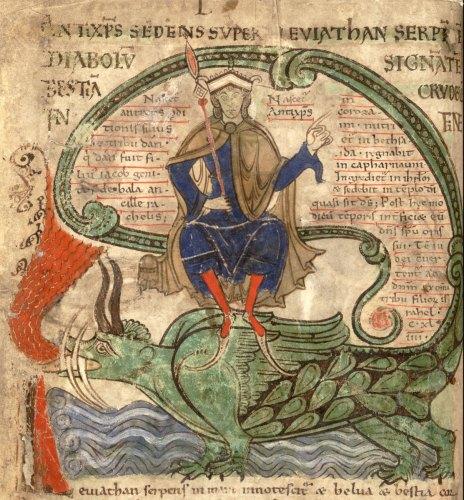leviatan monstruo mito