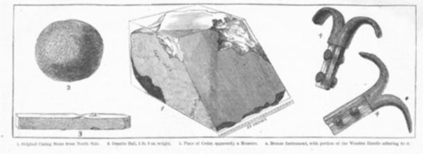 reliquias piramide