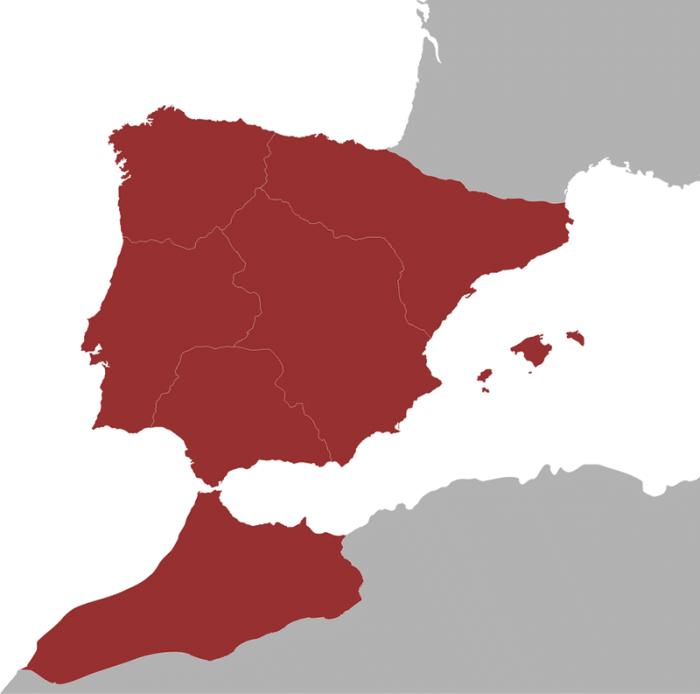 ceuta hispania