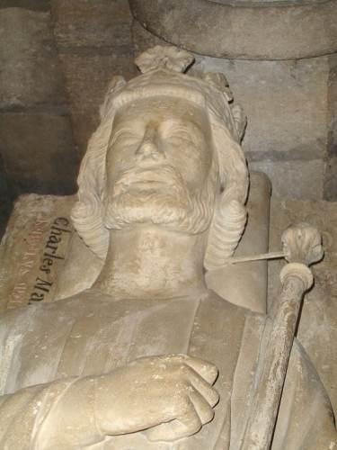 Tumba de Carlos Martel