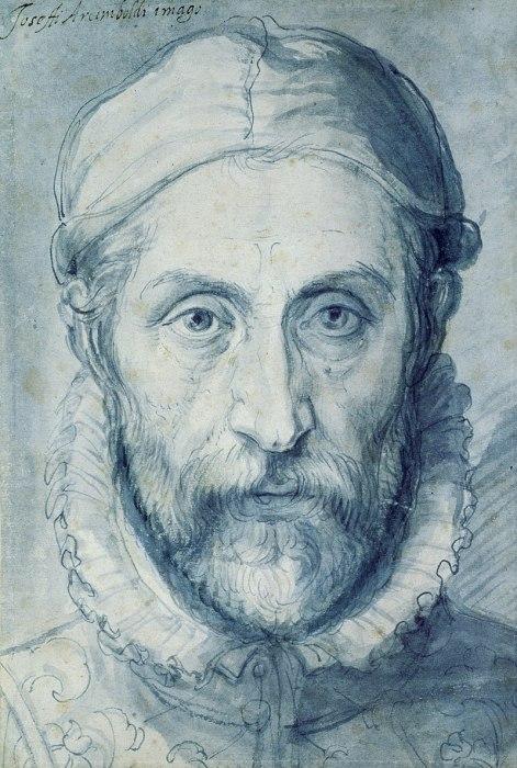 Giuseppe Arcimboldo - Autorretrato